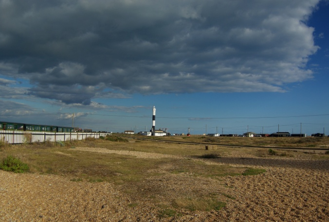 View over Dungeness