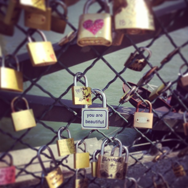 Lock of love