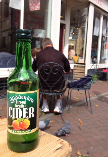 Kentish cider